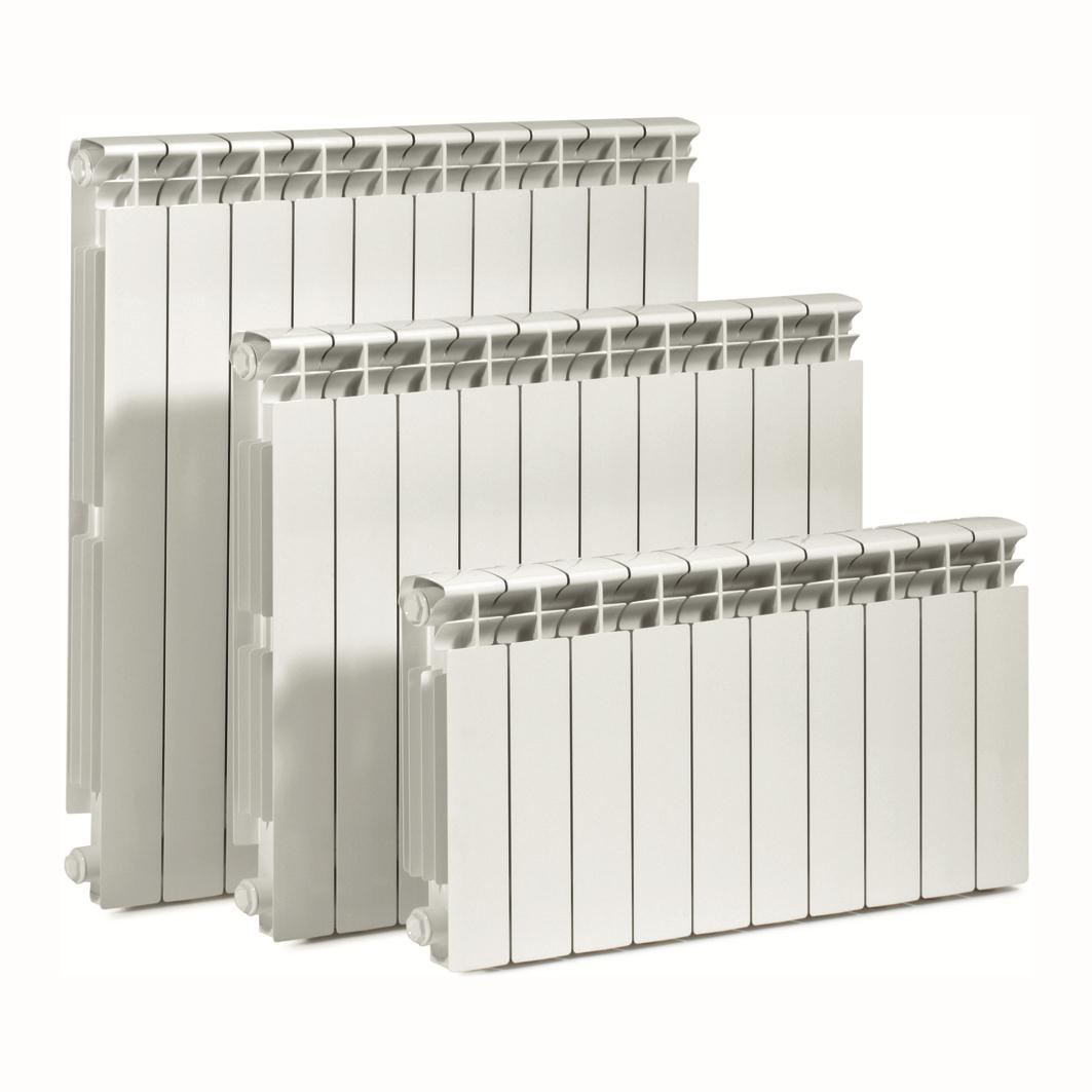 radiatore global vox int 600 bianco da 04 elementi