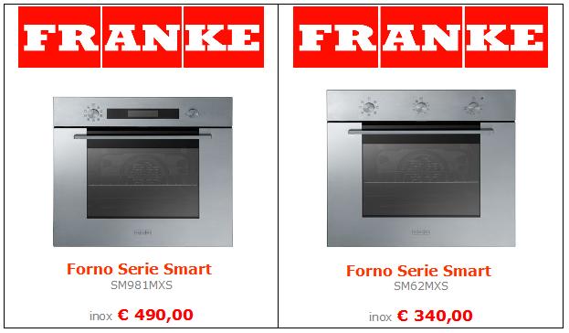 Elettrodomestici da incasso franke - Soluzioni D\'Interni Massa Carrara
