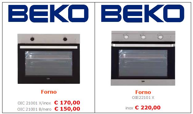 Best Elettrodomestici Beko Prezzi Contemporary - Schneefreunde.com ...