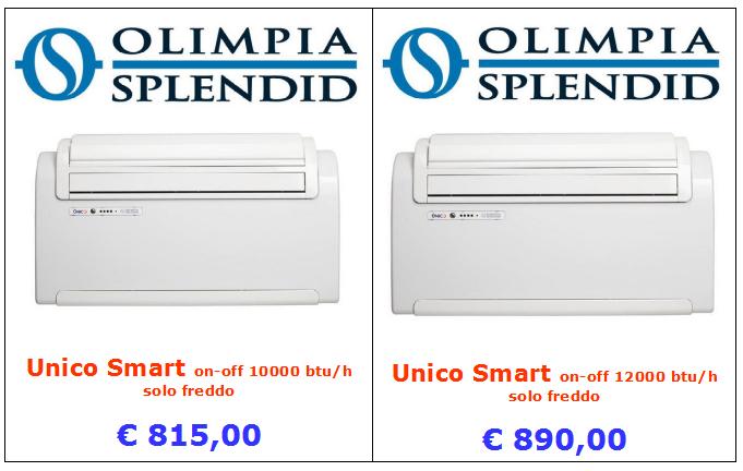 Superior Unico Inverter Olimpia Splendid