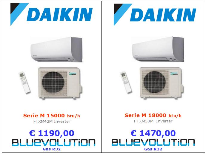 climatizzatore daikin ftxm42m ftxm50m www.mt-termoidraulica.it a roma