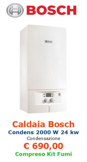 Caldaia Bosch