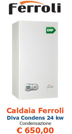 caldaia-a-condensazione-ferroli-diva-condens-24-kw-www-mt-termoidraulica-it-roma