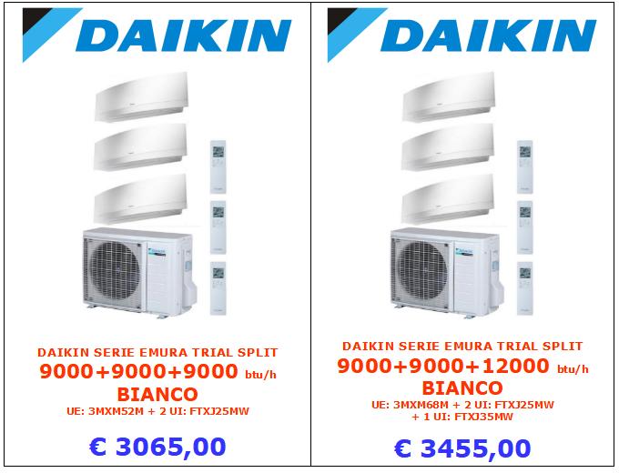 climatizzatore-daikin-trial-split-9000-9000-9000-btu-serie-EMURA-BIANCO-www.mt-termoidraulica-a-roma